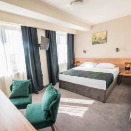 Hotel Aloha - Double room | Hotel Niš