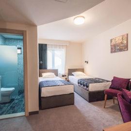 Hotel Aloha - Twin room | Hotel Niš